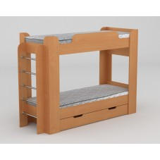 Кровать двухъярусная Твикс 2
