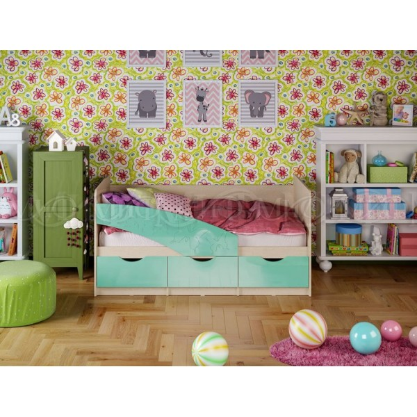 Кровать Бабочки МИФ