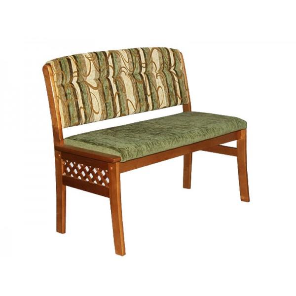 Кухонный диван Этюд облегченный с решеткой