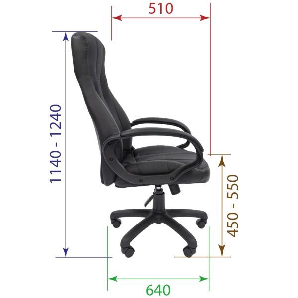 Кресло руководителя РК- 190 комби