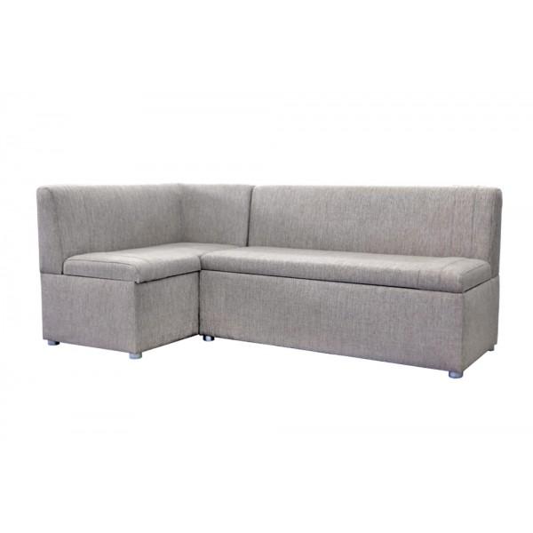 Кухонный угловой диван с ящиками