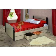 Кровать 1200 ОЛМЕКО