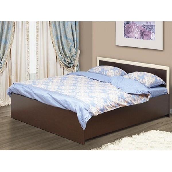 Кровать двойная 21.53 ( С откидным механизмом) ОЛМЕКО