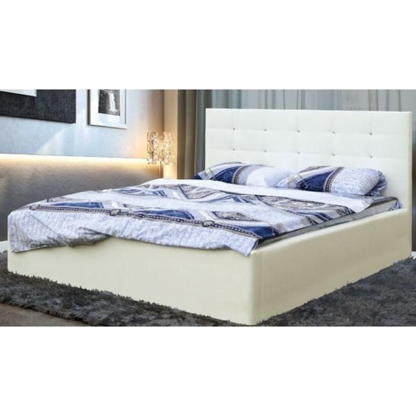 Кровать двойная Виктория 1600 ОЛМЕКО