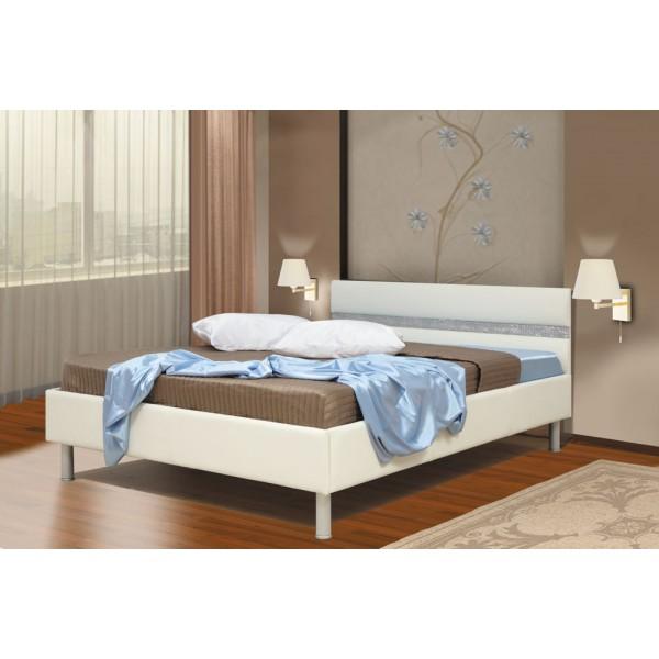Кровать Плаза 1400 ОЛМЕКО