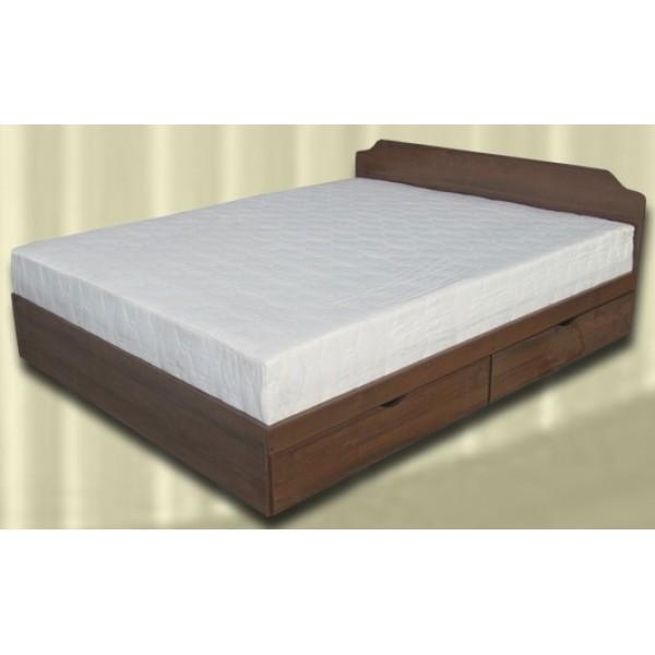 Кровать Эко с  ящиками